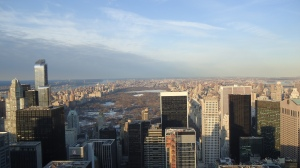 View from Rockefeller