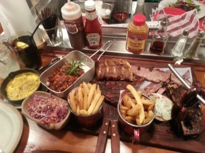 smokehouse platter hickorys smokehouse chester