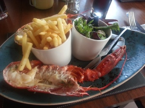 steak and lobster manchester restaurant review