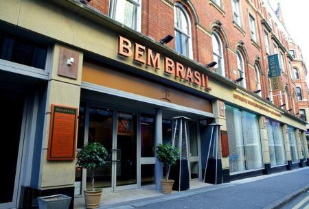 bem brasil restaurant manchester
