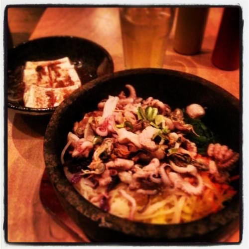 bibimbap korean restaurant charlotte street london