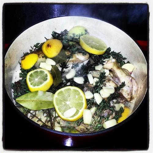 garlick chicken recipe