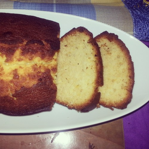 lemon and honey cake recipe