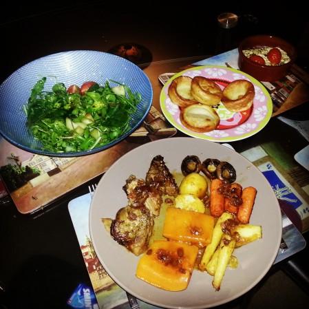 moroccan roast lamb recipe