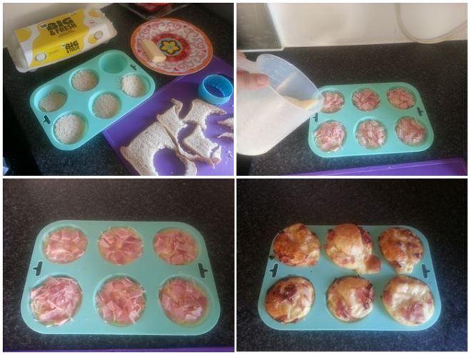 ham-cheese-breakfast-muffins-steps